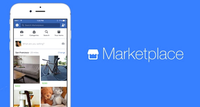"Facebook introduce ""Marketplace"" e si lancia nell'ecommerce"