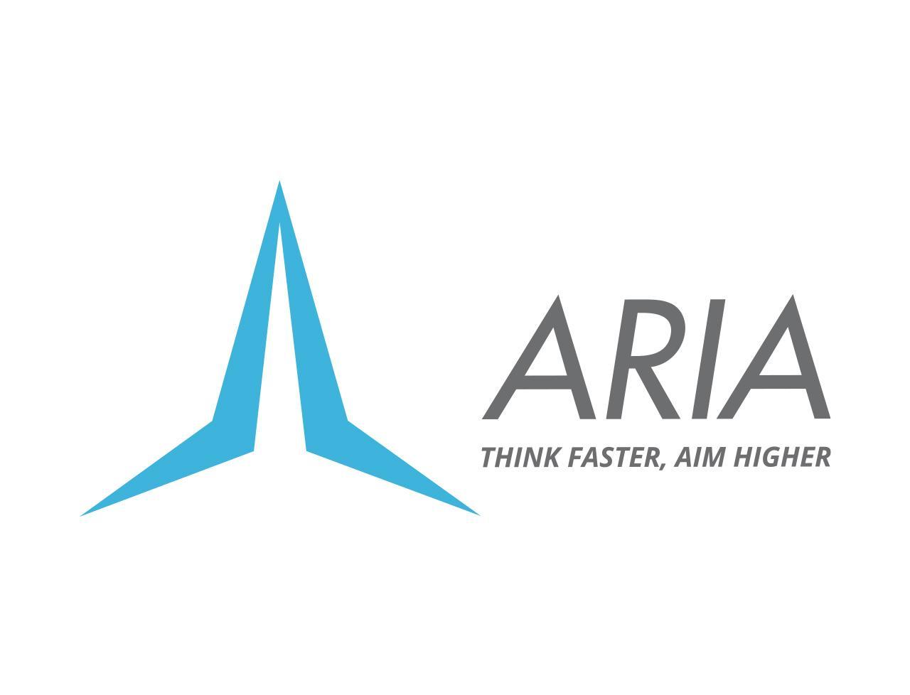 Logo e sito web per aria media and more web design for Logo sito web
