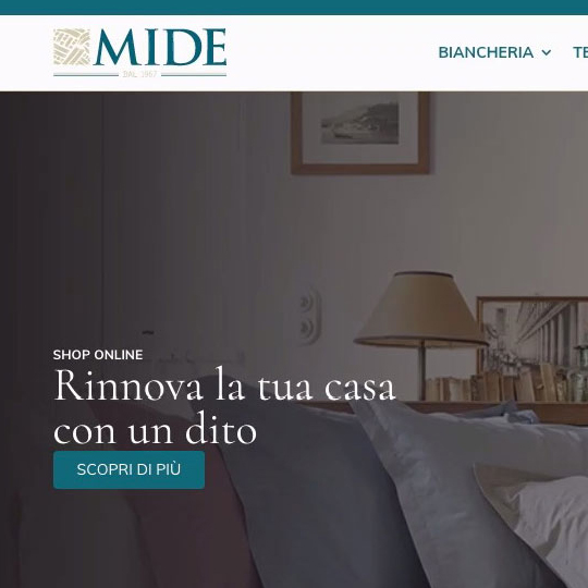 E-commerce Mondo Mide